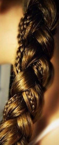 Oh yesss--Can't get enough of this awesome summer braid.