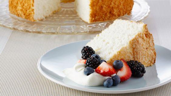 Gâteau des anges | Zeste