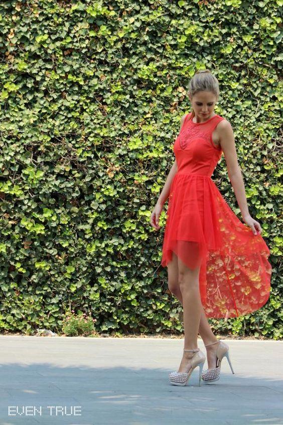 Even True Sheer dress Fashion