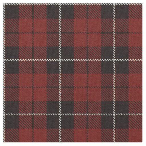 Warm Maroon Red Plaid Fabric White Black Stripe In 2021 Maroon Aesthetic Fabric Burgundy Aesthetic