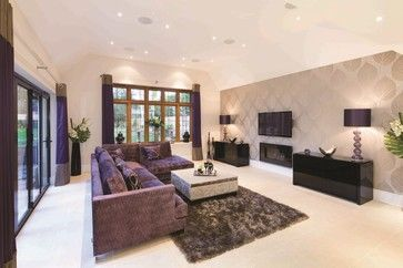 Fulmer Grange by Oakeve Interiors - traditional - Living Room - London - The Society of British & International Design