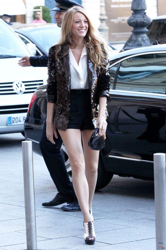 Blake Lively #fashion #style