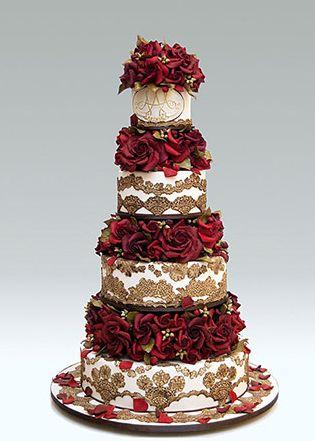 @KatieSheaDesign ♡❤ ❥ #cake Ron Ben-Israel Cakes