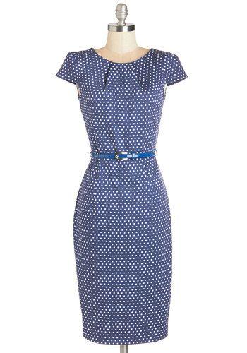 A Very Speckled Occasion Dress | Mod Retro Vintage Dresses | ModCloth.com