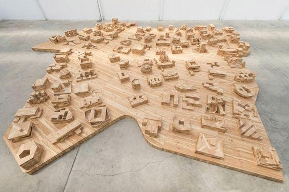 Cien arquitectos, cien casas: Ordos 100, por Ai Weiwei y Herzog & De Meuron | Revista Código