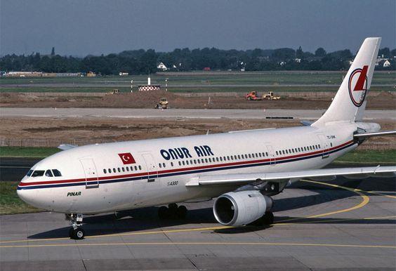 Airbus A300B4 Onur Air