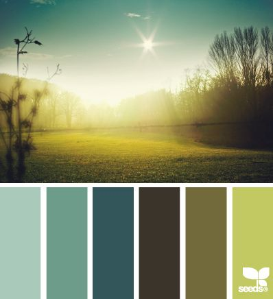 morning light - one of favorite color palettes - make this my summer wardrobe