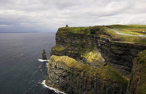Ireland, Moher Cliffs~