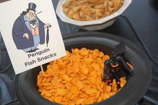 MKHKKH: Hank's Batman Birthday Party - Again, I like the snacks.