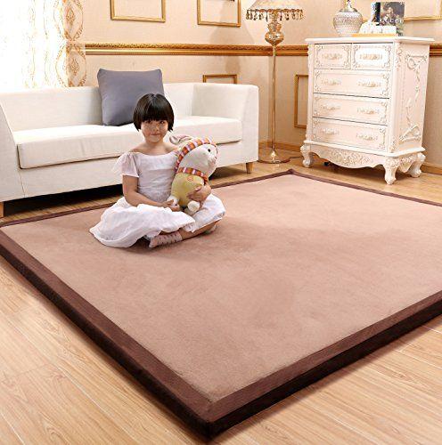 Maxyoyo Baby Play Mat Floor Mat Large Rug For Living Room Memory