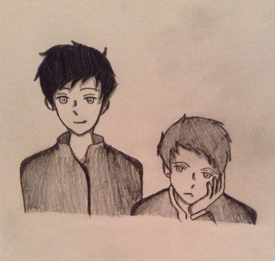 Dan and Phil :D