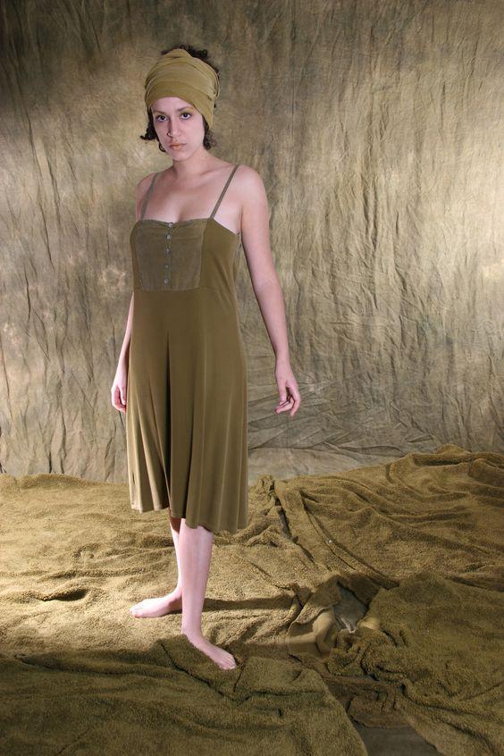 hand dyed silk linen ecotton slow fashion artisanal layered look... made in hamburg, germany