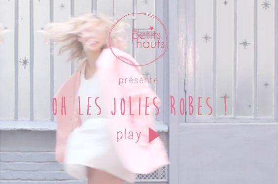 Des Petits Hauts : Tee-shirt femme, Sweat Femme, Pull Femme, Veste femme, Robes . Video by Lucille M et Noemie Cédille