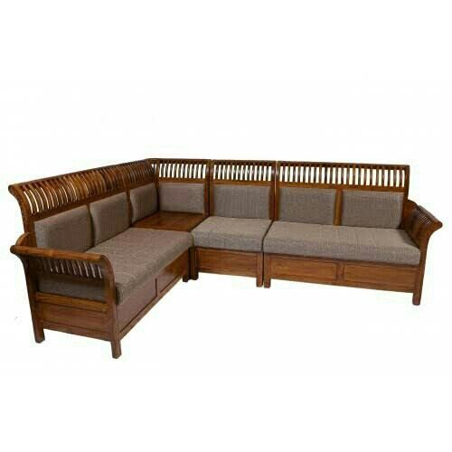 Kerala Style Wooden Sofa Set Designs In 2020 Wooden Sofa Set Wooden Sofa Designs Wooden Sofa Set Designs