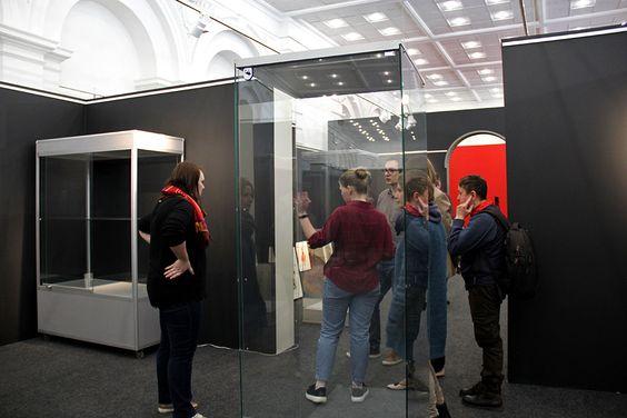 Бурные обсуждения будущей экспозиции выставки
