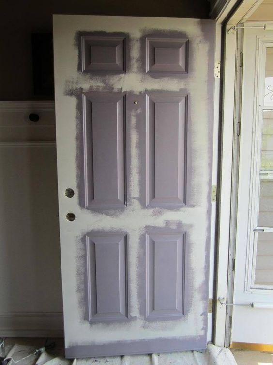 Metal Doors Painting Tips And Doors On Pinterest