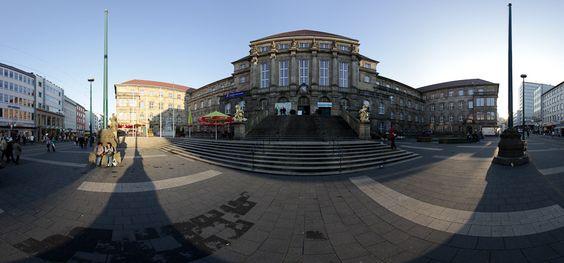 Rathaus Kassel | Fotografie Kassel Architektur http://www.ks-fotografie.net/