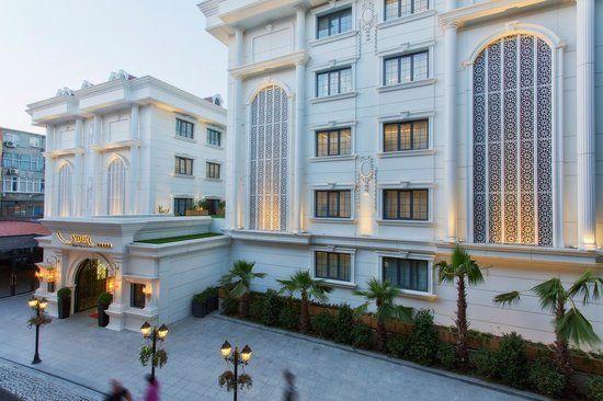 Sura Hagia Sophia Hotel In Sultanahmet Hagia Sophia Hotel Istanbul Travel