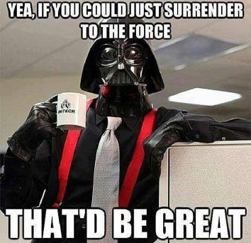 Funny Star Wars Memes Perfect For May The Fourth Star Wars Humor Funny Star Wars Memes Star Wars Memes
