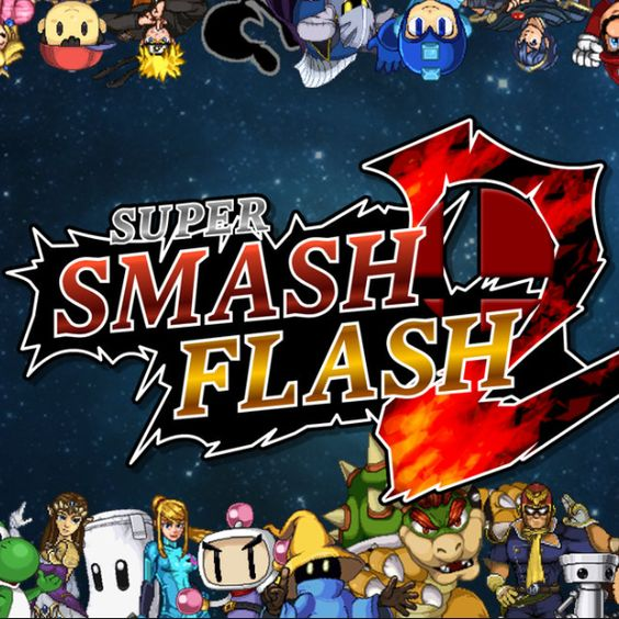 Super Smash Flash 2 Ssf2 Unblocked Is One Of The Best Flash