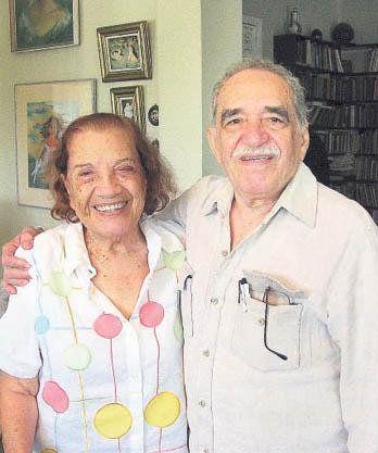 Meira Delmar y Gabo: