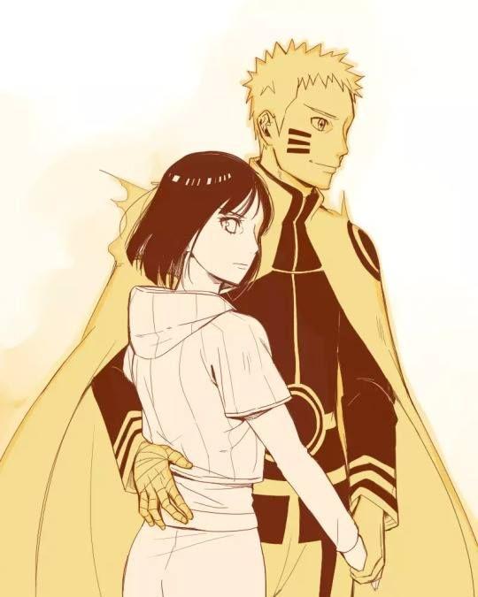 Naruto y hinata porno