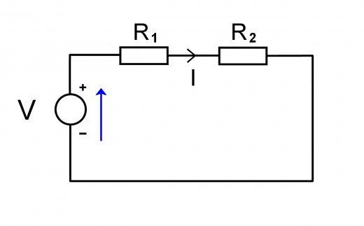 Resistors In Series And Parallel Formula Derivation In 2020 Resistors Geometric Construction Series