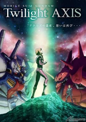 Phim Mobile Suit Gundam: Gundam Twilight Axis 2017