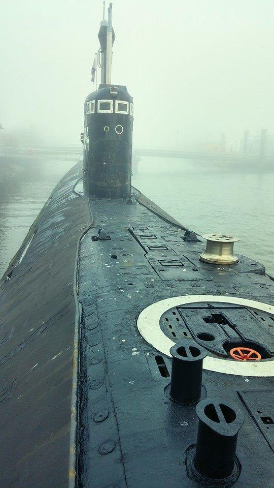 Russian Submarine 1976