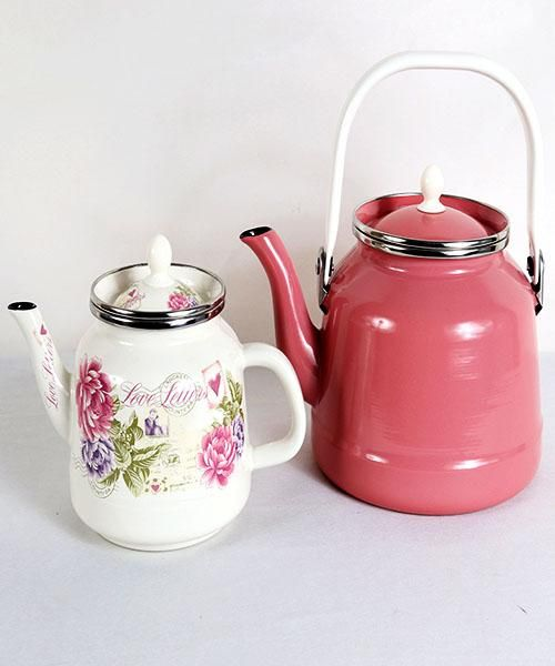 ابريق شاي تركي2ق Tea Pots Tableware Kitchen Appliances