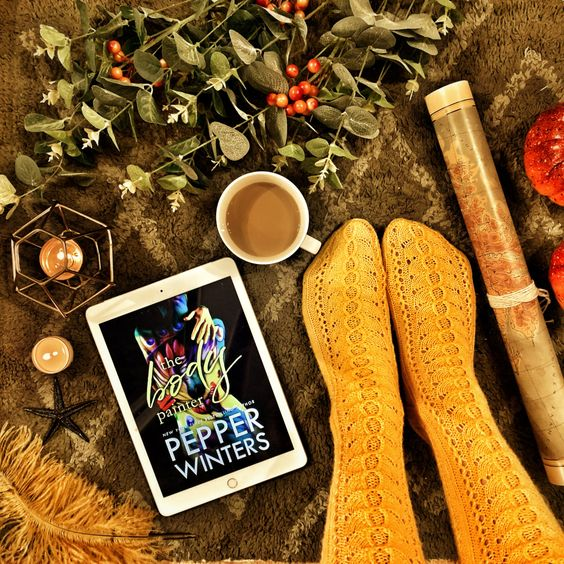 Finished reading The Body Painter from Pepper Winters – Heini's Books and Writings