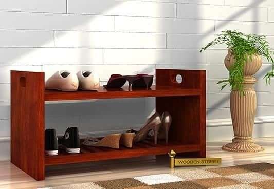 Bring Home Stylish And Durable Fender Shoe Rack In Honey Finish If You Are Looking For The Solid Wood Shoe Rack To Wood Shoe Rack Wooden Shoe Racks Shoe Rack