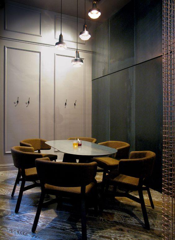 APOSTROPHE, AUSTIN FRIARS LONDON  /Emulsion Architecture