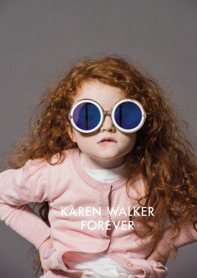 MAP - News – Derek Henderson& Michele McQuillan Shoot Karen Walker Eyewear 2nd Summer 2013 Campaign
