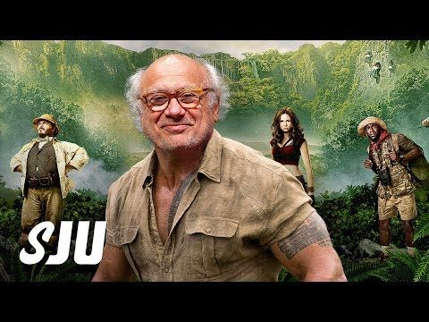 Let S Talk About That Jumanji The Next Level Trailer Sju Let Them Talk Welcome To The Jungle Strange History
