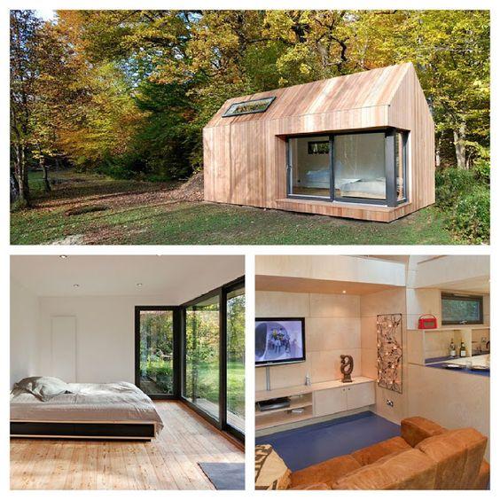 Casas prefabricadas ecol gicas casas pinterest - Casas prefabricadas sostenibles ...