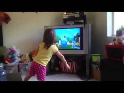 Zoe Mouse-ercising