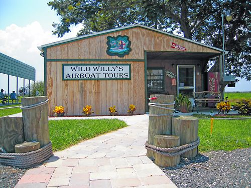 Wild Willys Airboat Tours in St. Cloud, Florida