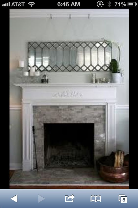 an old window and spray paint it with krylon looking glass spray paint. Black Bedroom Furniture Sets. Home Design Ideas