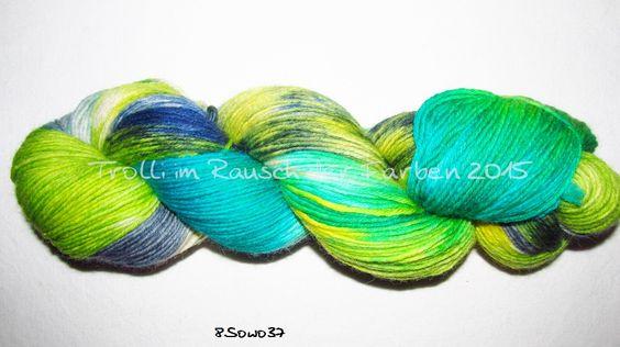 Sockenwolle 8-fach 200g Nr. 37