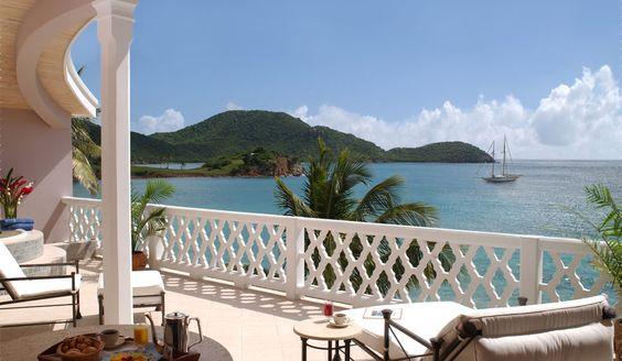 Curtain Bluff Resort, Anguilla