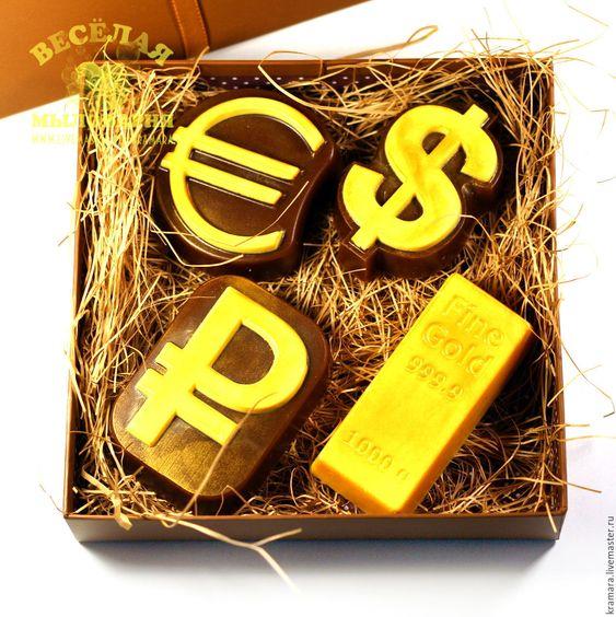 """Купить Набор мыла """"Подарок Бизнесмену"""" - коричневый, бизнес, подарок бизнесмену, подарок бизнес партнеру"""