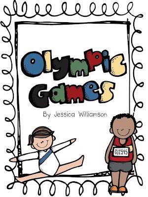 Olympic Games ideas for Kindergarten