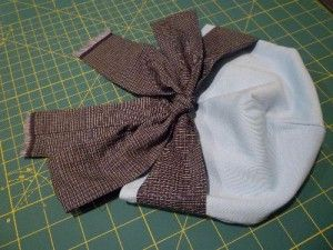 Chemo Caps And Skinny Scarves Pattern Sew Hat Spot