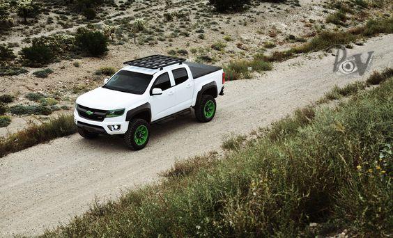 SEMA 2015 Build w/ Truxmart and 742 Marketing - Page 24 - Chevy Colorado &…