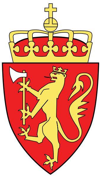 Meet Norway     s Coat of Arms  Majestic
