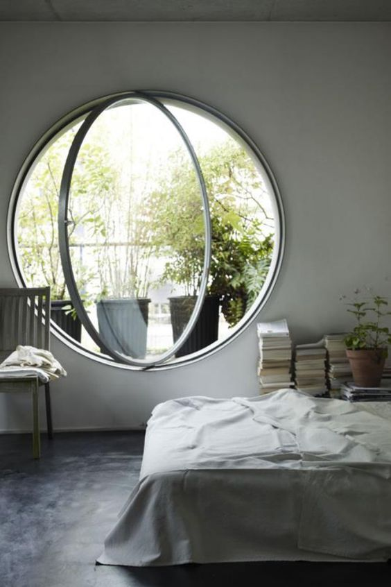 window: