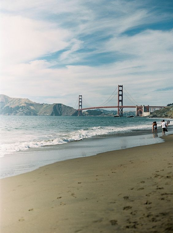[Travel: San Francisco] Fine Art Film Wedding Photographer | Sarah Carpenter Wedding Photography | Seattle & Destinations Worldwide