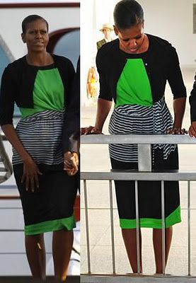 Worst.Dressed.FLOTUS...Ever: