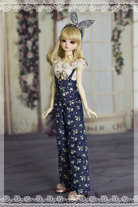 Cute BJD outfit. 1/3 size.